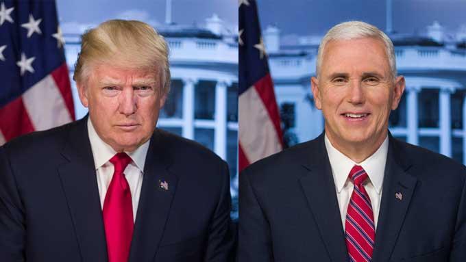 トランプ大統領がロシアゲートで失脚した場合はマイク・ペンス副大統領が昇格します