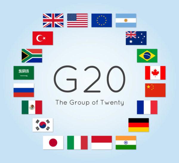G20で為替が動く!日本時間では月曜日21時に開催