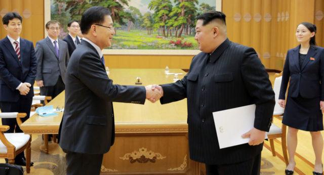 南北首脳会談日時は4月27日10時30分開始です