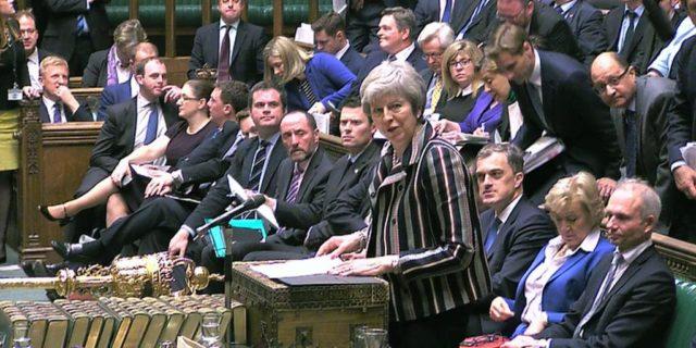 合意なきEU離脱をイギリス議会が僅差で否決