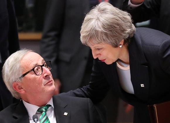 EU首脳会議でポンドが動けば大勝負