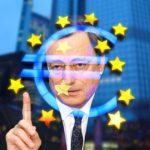 ECBがQE終了後にインフレ化しない経済見通しでユーロ安に