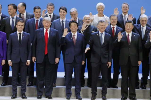 トランプ大統領が来日!日本では発言がそのまま報道されるためG20サミット協議会に要注意。