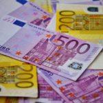 ドラギ会見で1円以上急上昇したユーロ円、ハイレバトレードができて嬉しい。