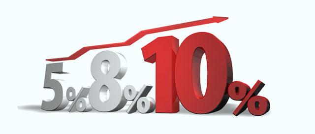 XMtradingでは消費税10%への引き上げに伴う手数料の変更はありません。
