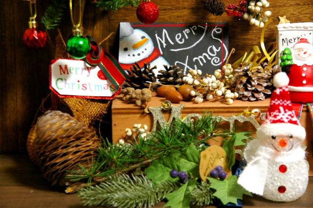 メリークリスマス!年末のFXならポンドドルが最高でした。