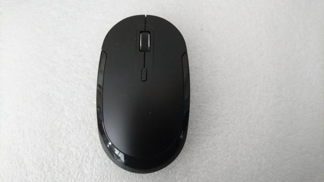 ワイヤレスマウスを1日使ってみた感想。