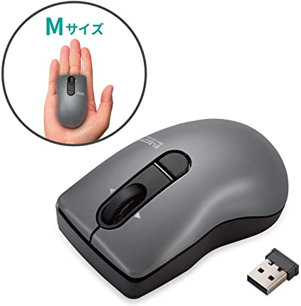 新しい無線マウスを買ってきました。