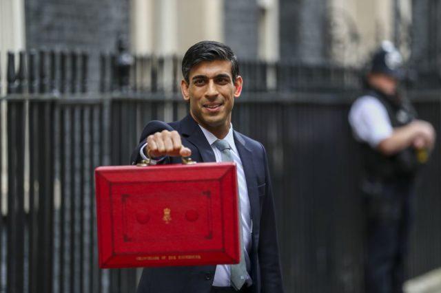 ポンド高の真相はコロナ経済対策300億GBP。